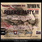 Release party Survival Sounds TREPONEM PAL 7 sept 2012