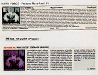 Hard Force / Metal Hammer (1991)
